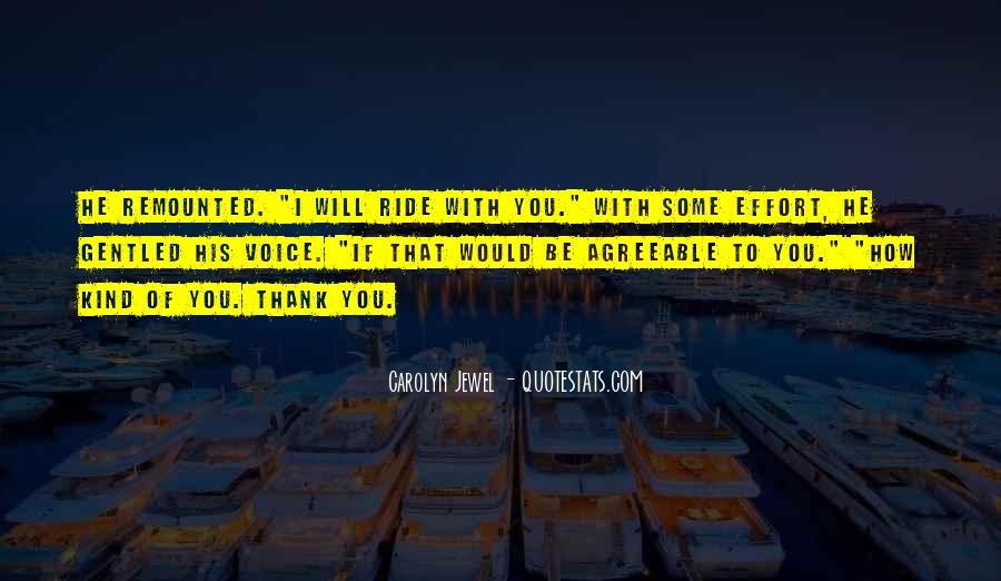 I'm His Ride Quotes #57556