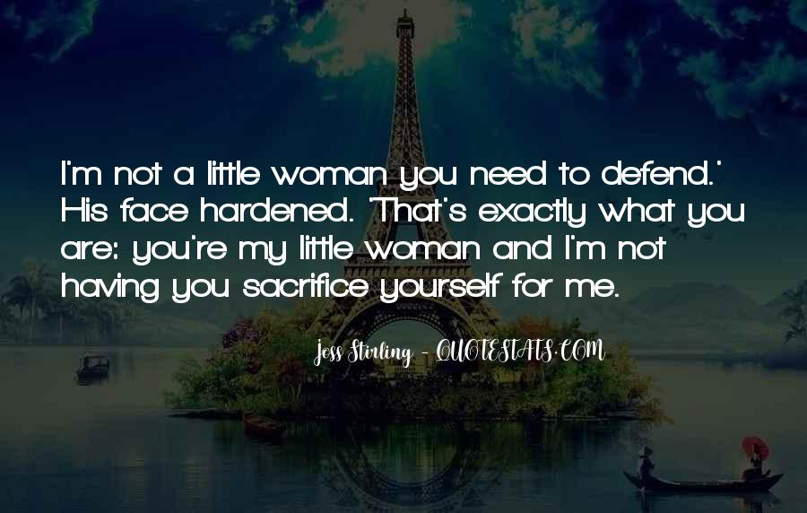 I'm His Woman Quotes #1038230