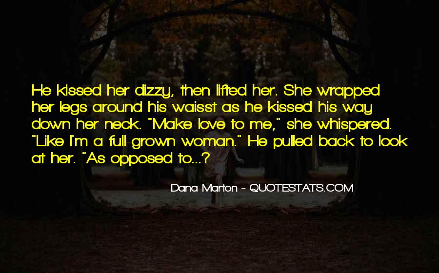 I'm His Woman Quotes #1773377