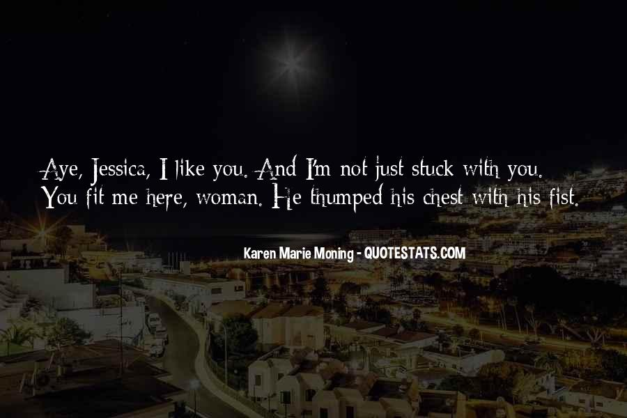 I'm His Woman Quotes #1802408
