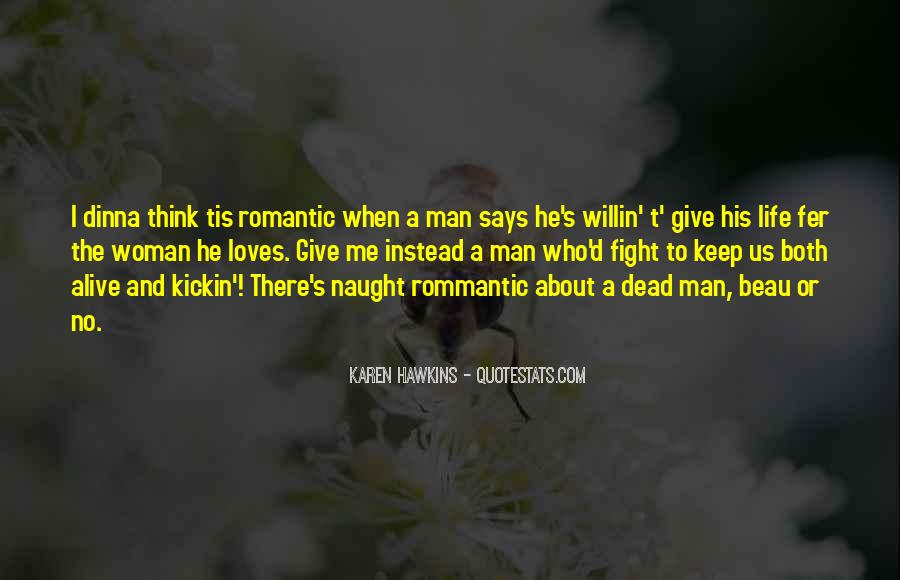 I'm His Woman Quotes #339083