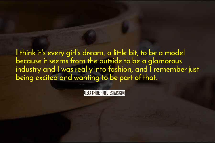 I'm Just A Little Girl Quotes #1282247