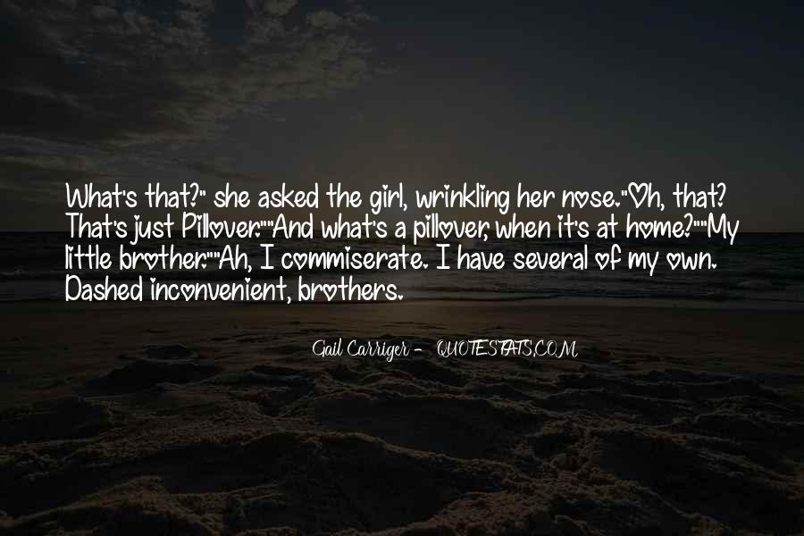 I'm Just A Little Girl Quotes #1358566