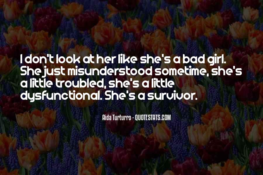 I'm Just A Little Girl Quotes #1407772