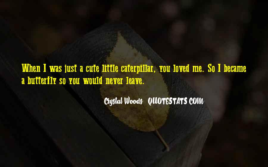 I'm Just A Little Girl Quotes #1477269