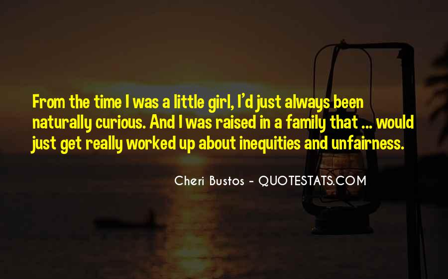 I'm Just A Little Girl Quotes #625753