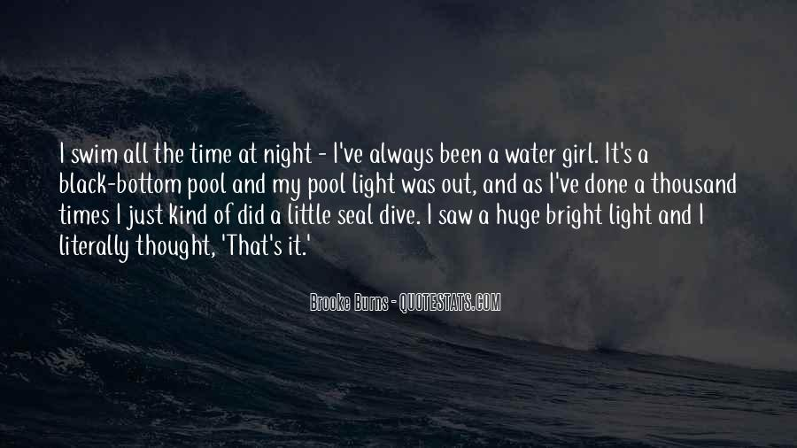 I'm Just A Little Girl Quotes #901294