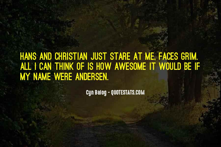 I'm Just Awesome Quotes #100476