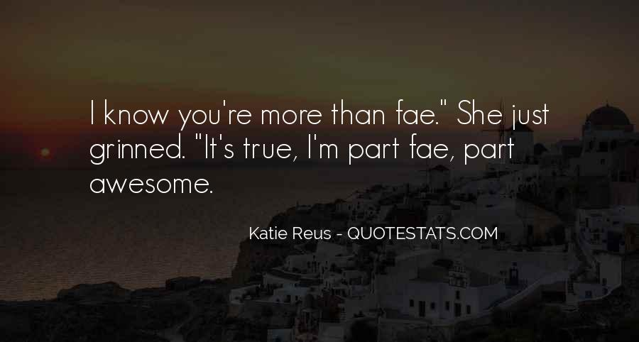 I'm Just Awesome Quotes #1038775