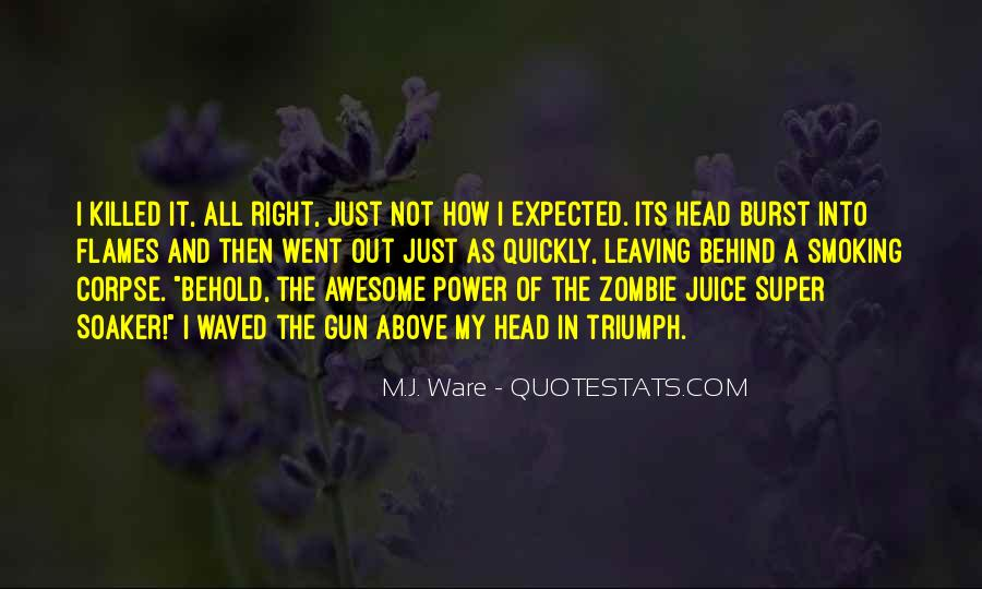 I'm Just Awesome Quotes #1432688
