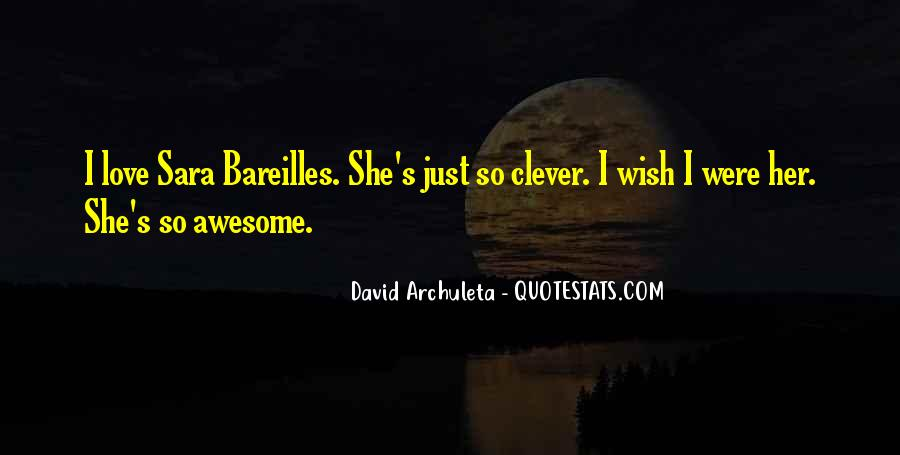 I'm Just Awesome Quotes #535014