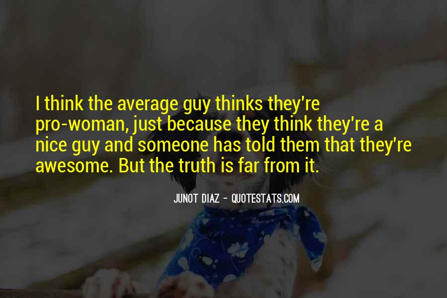I'm Just Awesome Quotes #72846