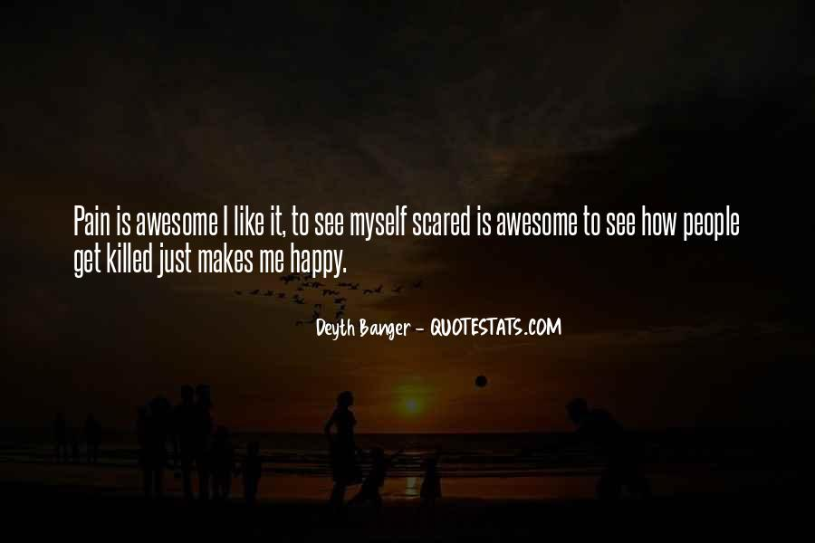 I'm Just Awesome Quotes #795521