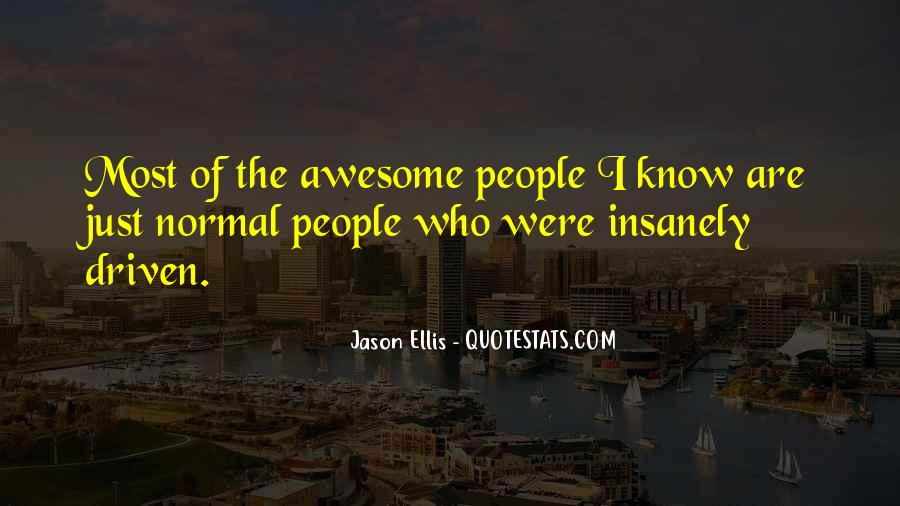 I'm Just Awesome Quotes #97046