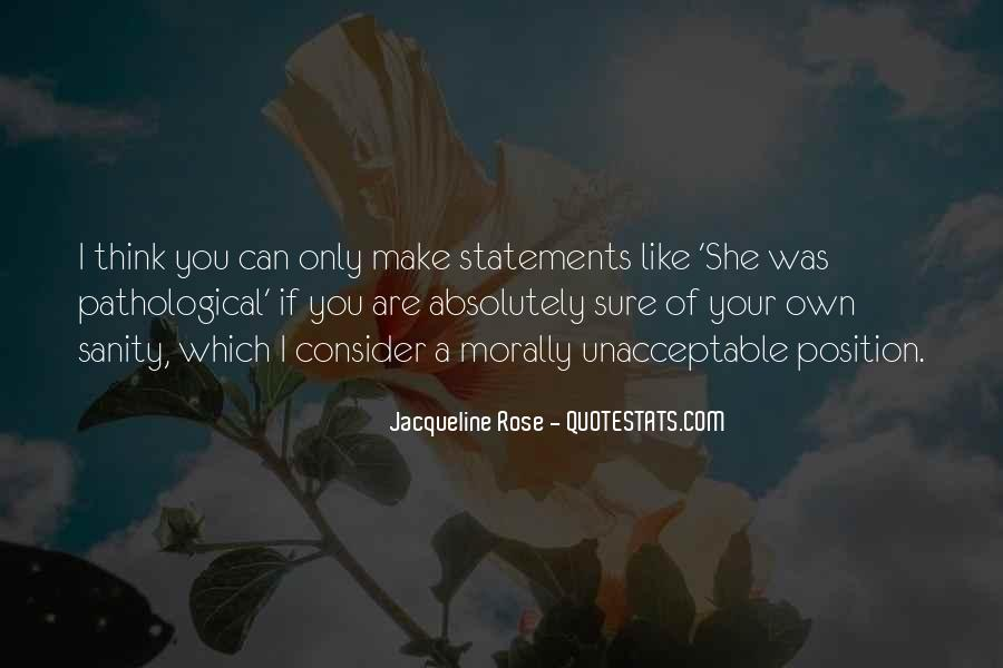 I'm Like A Rose Quotes #205278