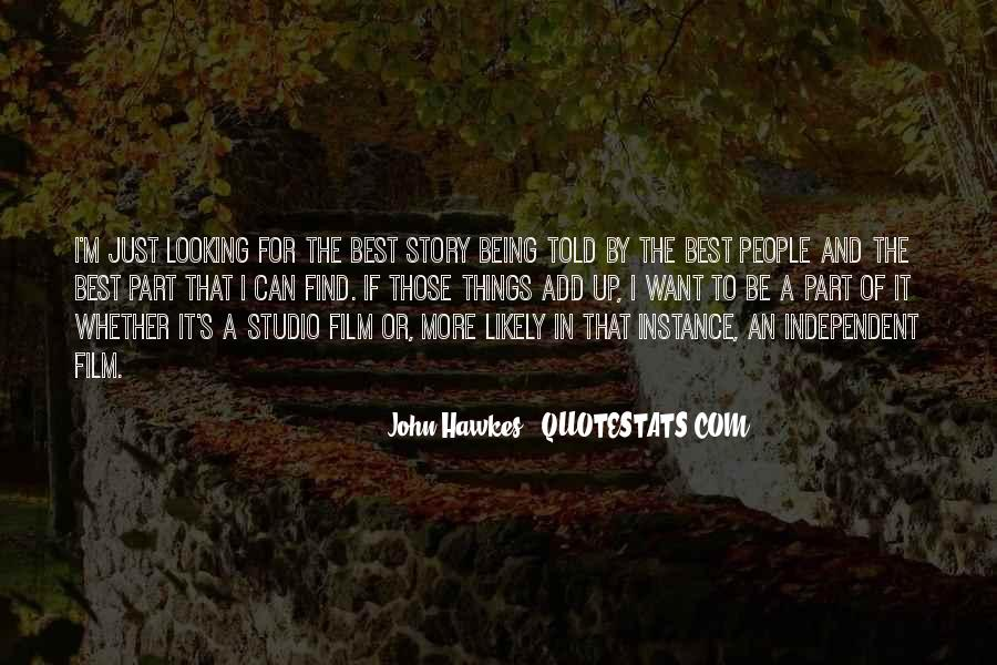 I'm Looking Up Quotes #551204