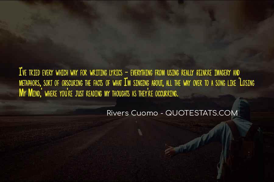 I'm Losing My Mind Quotes #1656388