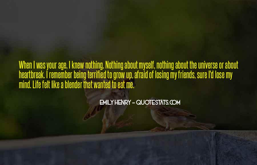 I'm Losing My Mind Quotes #920714
