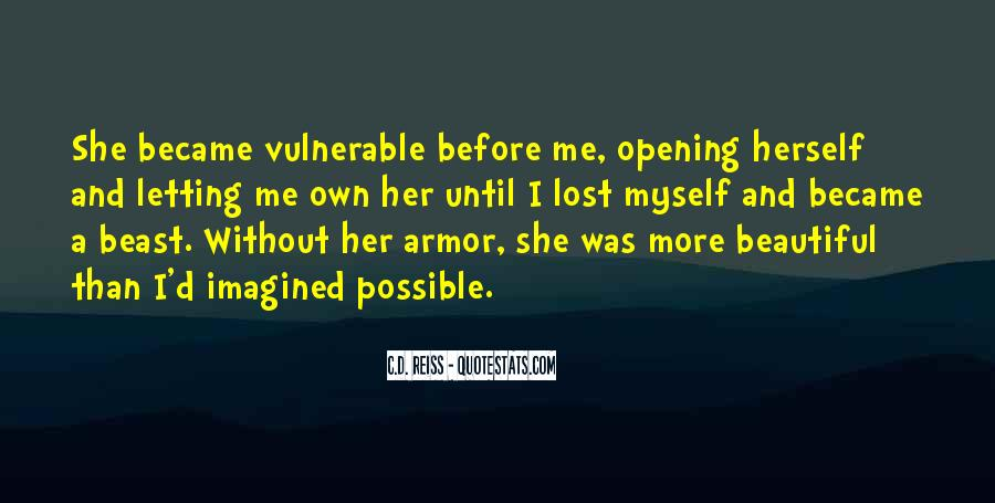 I'm Lost Without Her Quotes #974109