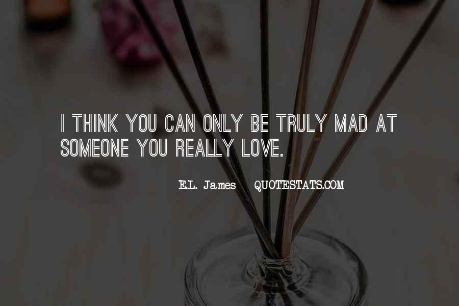 I'm Madly In Love Quotes #122117