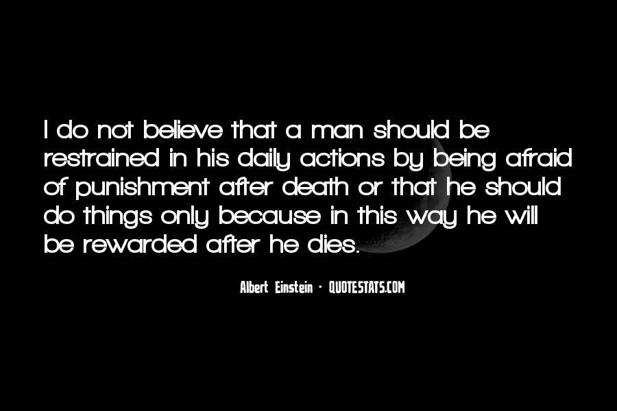 I'm Not Afraid Death Quotes #1059758