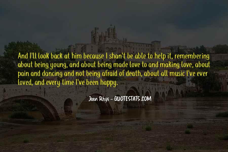 I'm Not Afraid Death Quotes #142185