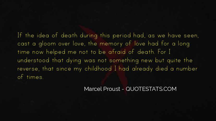 I'm Not Afraid Death Quotes #1696429