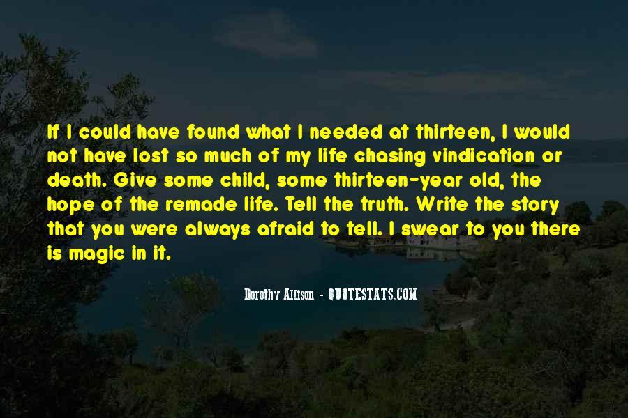 I'm Not Afraid Death Quotes #474187
