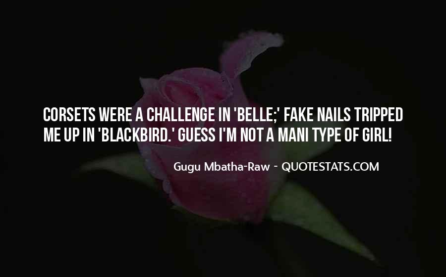 I'm Not Fake Quotes #699547