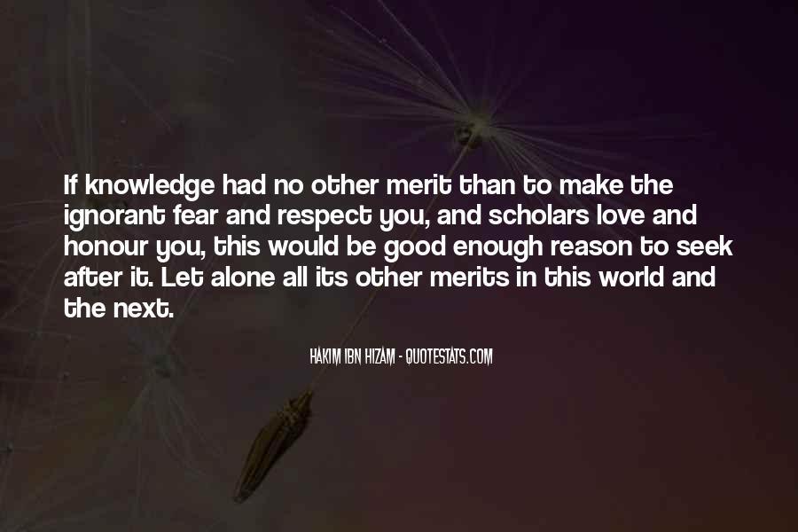 I'm Not Good Enough Him Quotes #17142