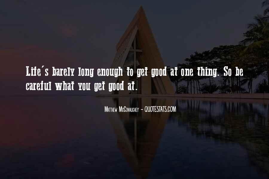 I'm Not Good Enough Him Quotes #566