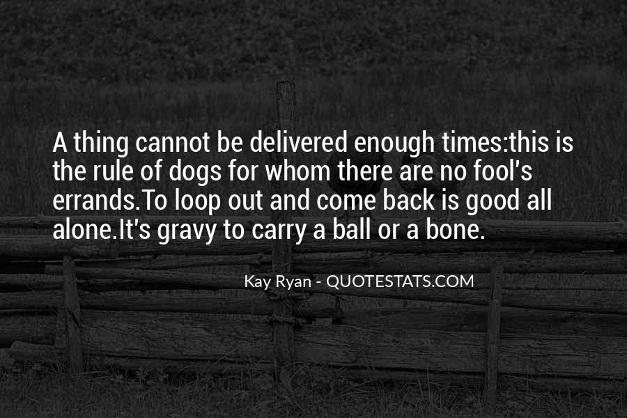 I'm Not Good Enough Him Quotes #8464