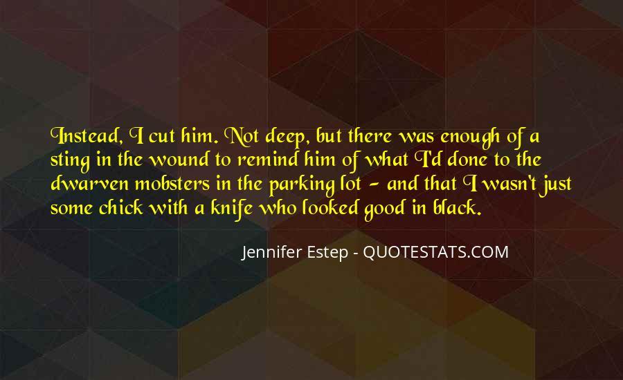 I'm Not Good Enough Him Quotes #920827