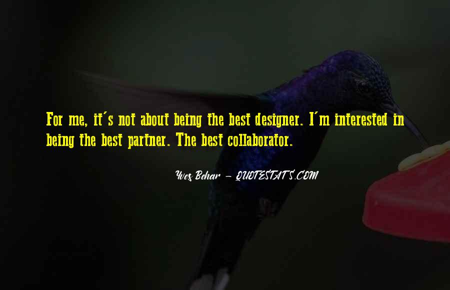I'm Not Interested Quotes #224705