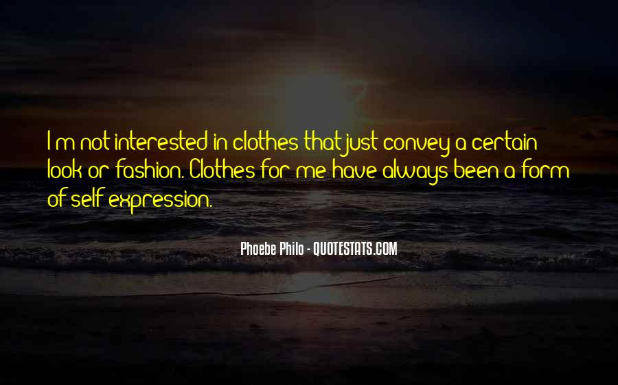 I'm Not Interested Quotes #231907