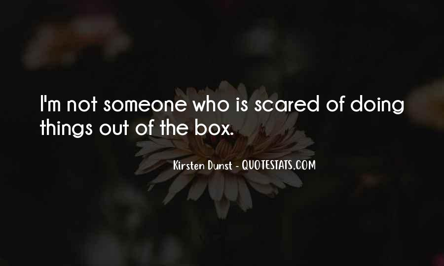 I'm Not Scared Quotes #333899
