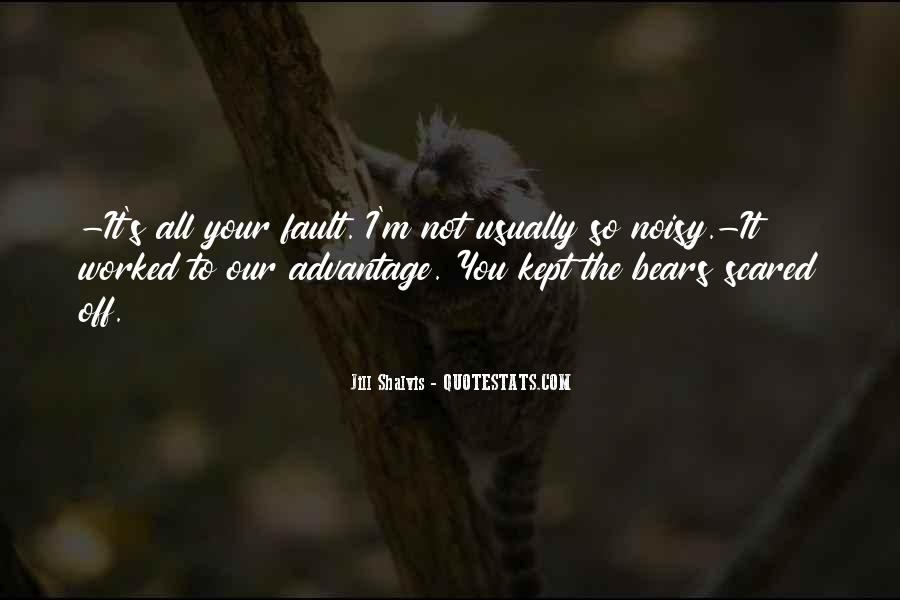 I'm Not Scared Quotes #480383