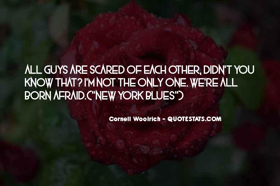 I'm Not Scared Quotes #491895
