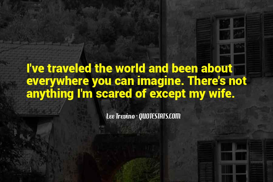 I'm Not Scared Quotes #654612