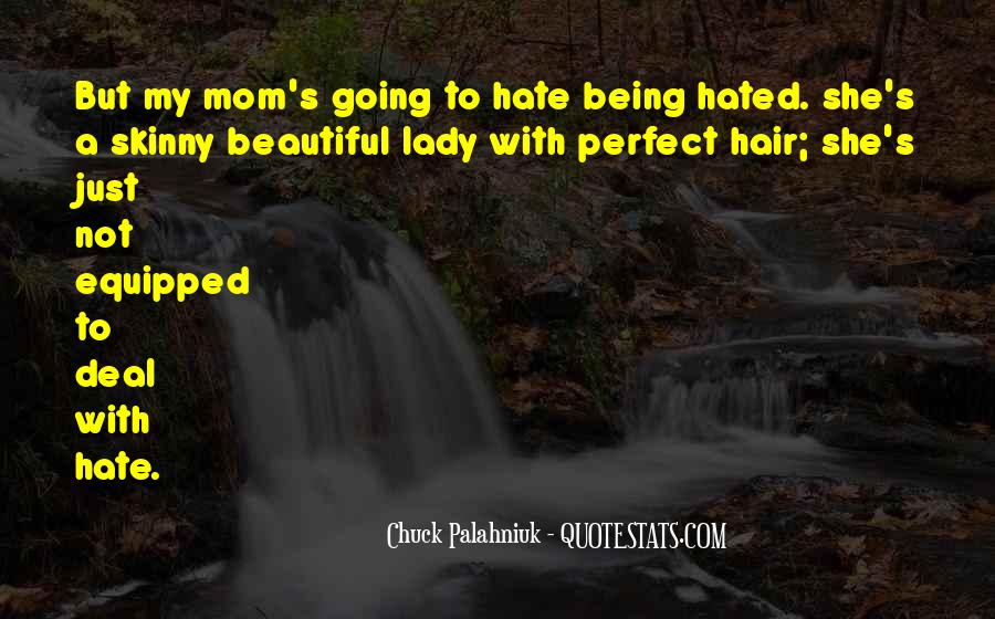 I'm Not Skinny But I'm Beautiful Quotes #624735