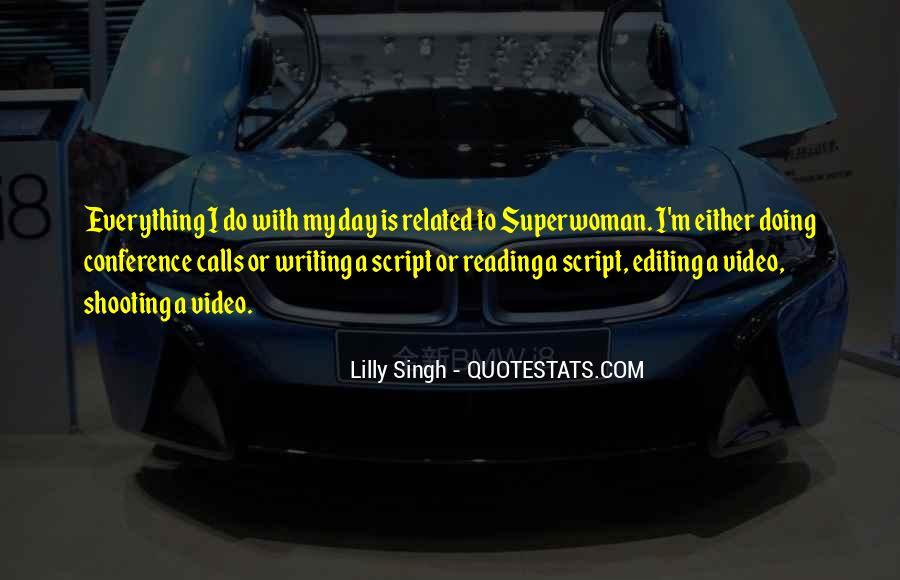 I'm Not Superwoman Quotes #579791