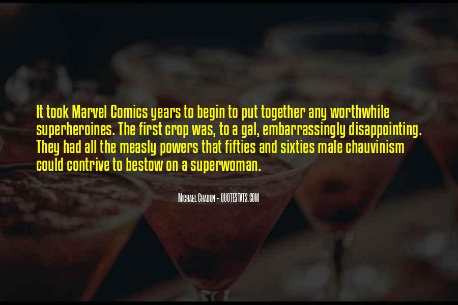 I'm Not Superwoman Quotes #805839
