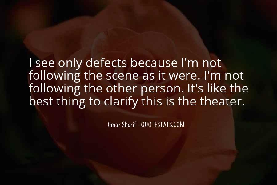 I'm Not The Best Person Quotes #1383165