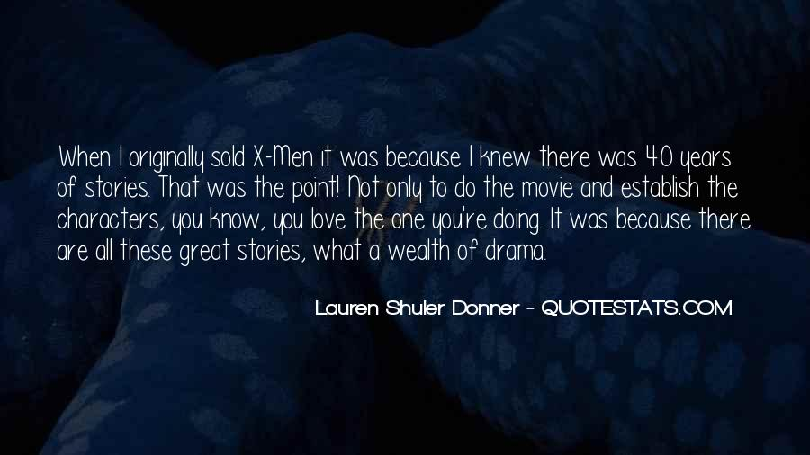 I'm Not The Only One You Love Quotes #1337044