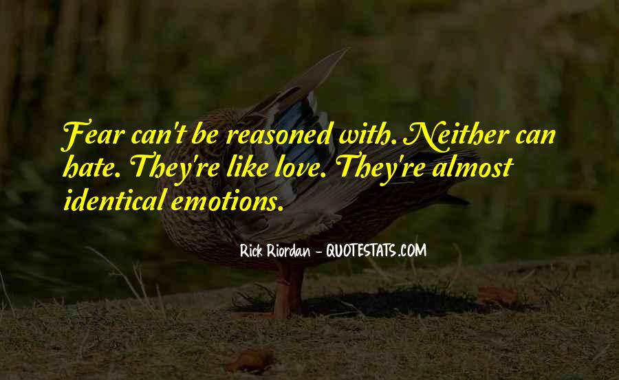 I'm Not The Only One You Love Quotes #139