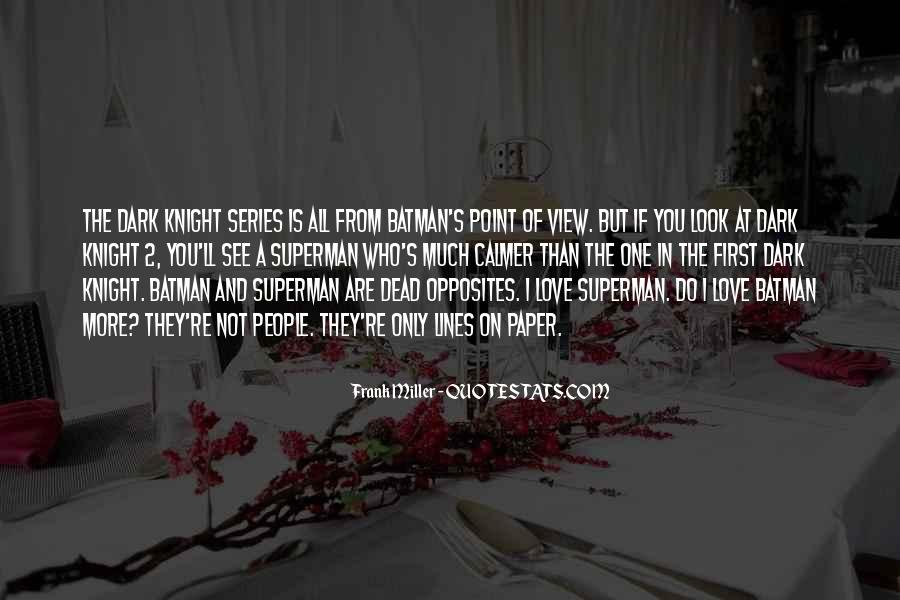 I'm Not The Only One You Love Quotes #1477704
