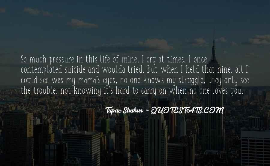 I'm Not The Only One You Love Quotes #1753290
