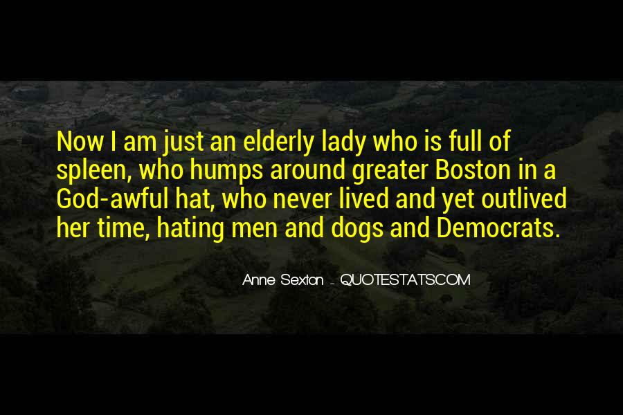 I'm Now A Lady Quotes #874662