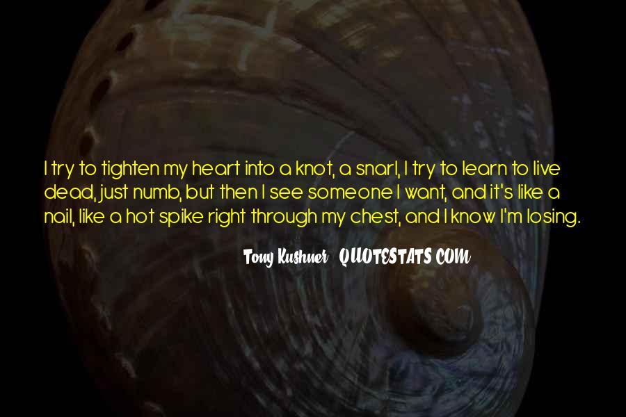I'm Numb Quotes #1138367