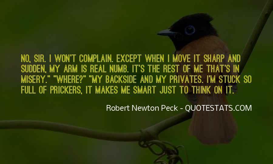 I'm Numb Quotes #1279237